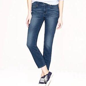 J.Crew Cropped Reid Jeans